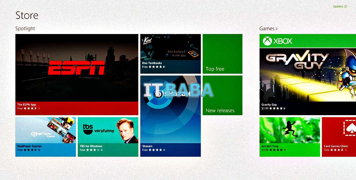 Do You Know How Many Windows 8 Apps are in the Windows Store?